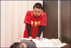 スタッフ紹介 - B R S -Body Rec...